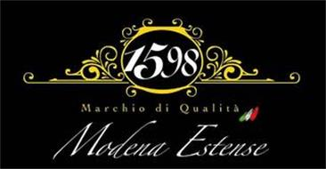 1598 MODENA ESTENSE MARCHIO DI QUALITÀ