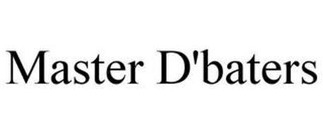 MASTER D'BATERS