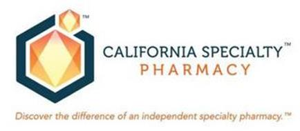 CALIFORNIA SPECIALTY PHARMACY DISCOVER THE DIFFERENCE OF AN INDEPENDENT SPECIALTY PHARMACY.