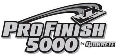 PROFINISH 5000 BY QUIKRETE
