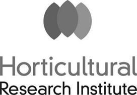 HORTICULTURAL RESEARCH INSTITUTE