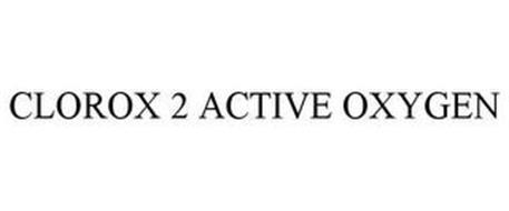 CLOROX 2 ACTIVE OXYGEN