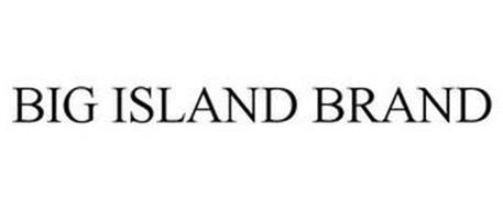 BIG ISLAND BRAND