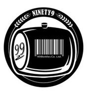 99 NINETY9 99 BOTTLES CO. LTD.