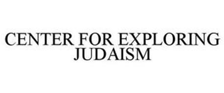 CENTER FOR EXPLORING JUDAISM