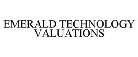 EMERALD TECHNOLOGY VALUATIONS