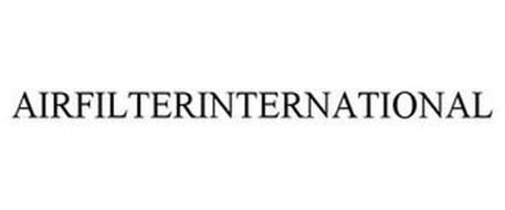 AIRFILTERINTERNATIONAL