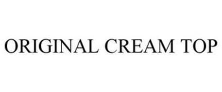 ORIGINAL CREAM TOP