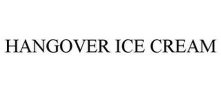 HANGOVER ICE CREAM