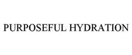 PURPOSEFUL HYDRATION