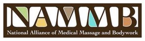 NAMMB NATIONAL ALLIANCE OF MEDICAL MASSAGE AND BODYWORK