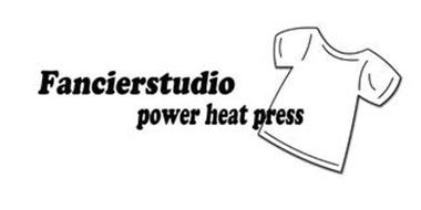 FANCIERSTUDIO POWER HEAT PRESS