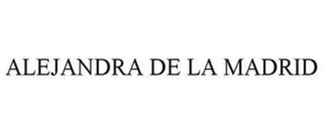 ALEJANDRA DE LA MADRID