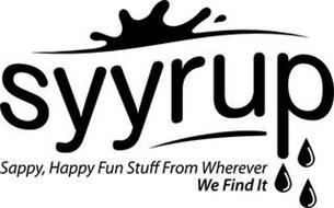 SYYRUP SAPPY, HAPPY, FUN STUFF FROM WHEREVER WE FIND IT