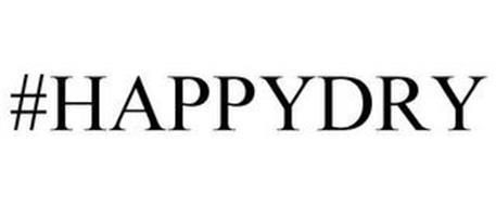 #HAPPYDRY