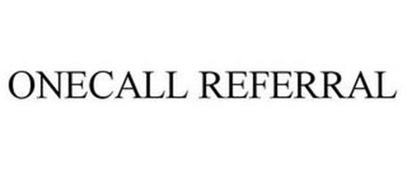 ONECALL REFERRAL