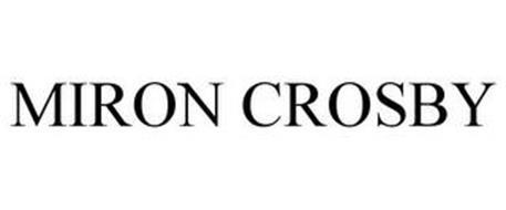 MIRON CROSBY