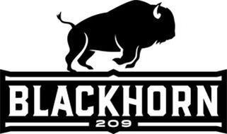 BLACKHORN 209
