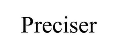 PRECISER