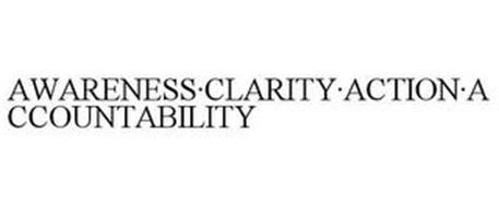 AWARENESS·CLARITY·ACTION·ACCOUNTABILITY