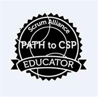PATH TO CSP SCRUM ALLIANCE EDUCATOR