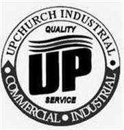 UPCHURCH INDUSTRIAL COMMERCIAL INDUSTRIAL QUALITY UP SERVICES