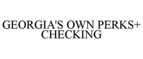 GEORGIA'S OWN PERKS+ CHECKING
