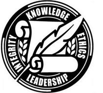 KNOWLEDGE ETHICS LEADERSHIP INTEGRITY