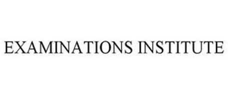 EXAMINATIONS INSTITUTE