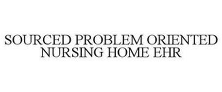 SOURCED PROBLEM ORIENTED NURSING HOME EHR