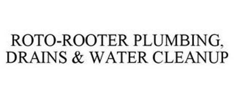 ROTO-ROOTER PLUMBING, DRAINS & WATER CLEANUP