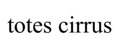 TOTES CIRRUS