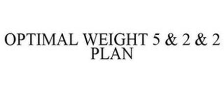 OPTIMAL WEIGHT 5 & 2 & 2 PLAN