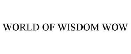 WORLD OF WISDOM WOW