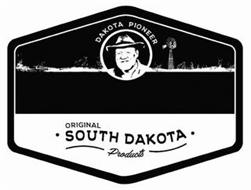 DAKOTA PIONEER ORIGINAL · SOUTH DAKOTA · PRODUCTS