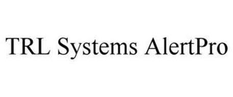 TRL SYSTEMS ALERTPRO
