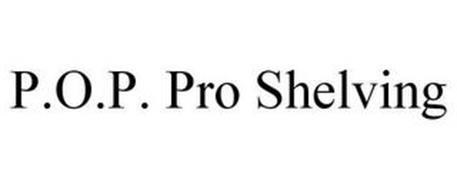 P.O.P. PRO SHELVING