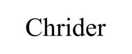 CHRIDER