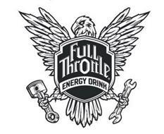 FULL THROTTLE ENERGY DRINK