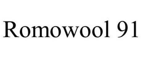 ROMOWOOL 91