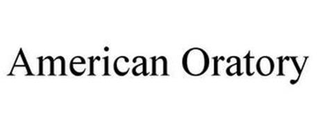 AMERICAN ORATORY