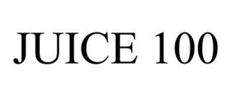 JUICE 100