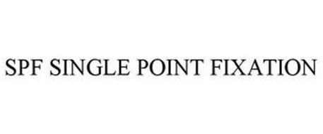 SPF SINGLE POINT FIXATION