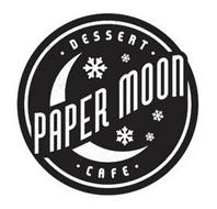 PAPER MOON DESSERT CAFE