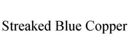 STREAKED BLUE COPPER