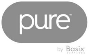 PURE BY BASIX SURFACES