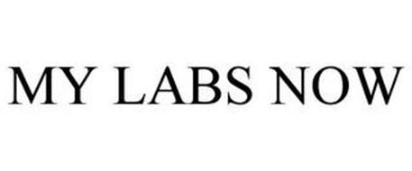 MY LABS NOW
