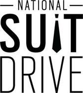 NATIONAL SUIT DRIVE