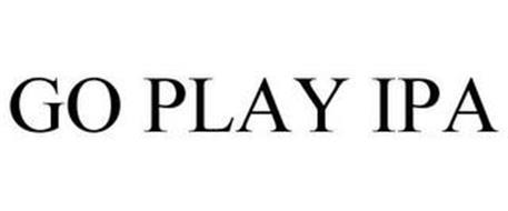 GO PLAY IPA