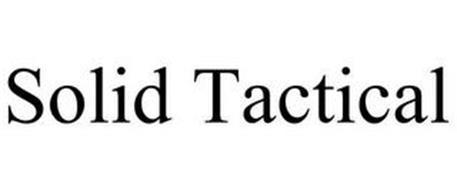 SOLID TACTICAL